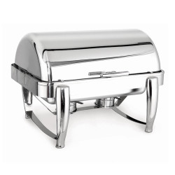 Kapp - Kapp Delux Chafing Dish Roll Top, 9 Litre